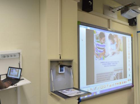 Ecran interactif : animez efficacement vos réunions